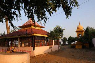 2-59 श्रीराम मंदिर माच्छा होशंगाबाद  मध्य प्रदेश