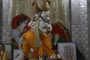 2-236 हनुमान भरत मिलन मंदिर नन्दी ग्राम